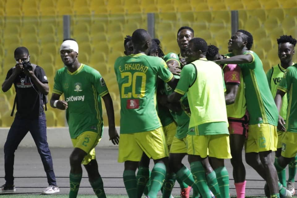 20/21 Ghana Premier League matchday 10: Samuel Bioh's solo strike hands Aduana Stars victory against Asante Kotoko