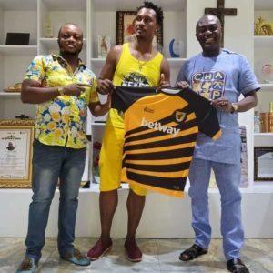 Ashanti Gold SC complete signing of ex-Al Shorta Qadarif forward Micheal Boakye