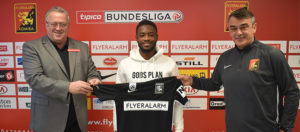 JUST IN: Austrian club FC Admira Wacker sign Ghanaian attacker David Atanga on loan