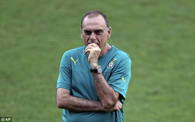 Ex-Black Stars coach Avram Grant linked with a return to Chelsea