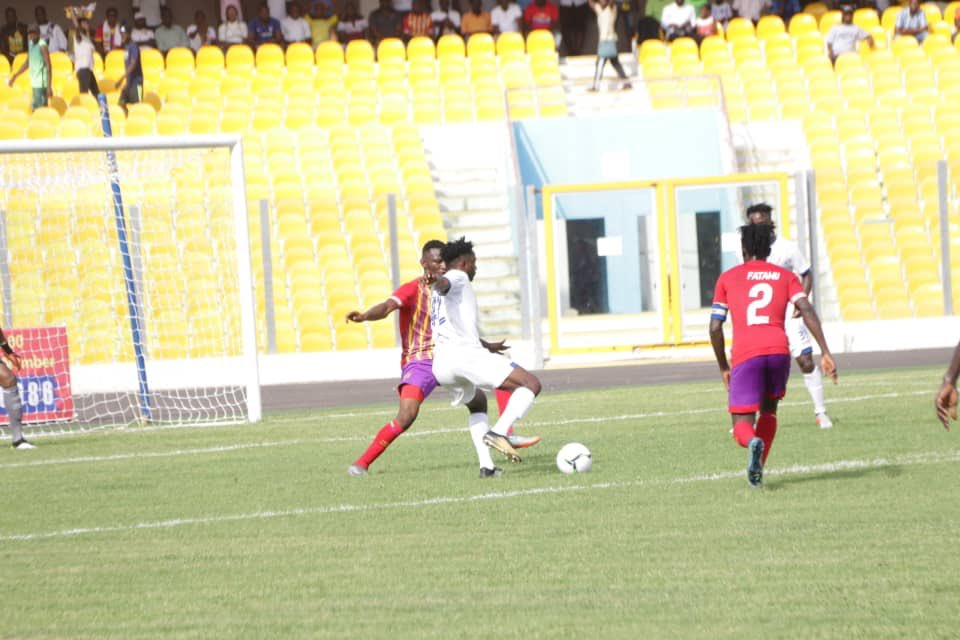 20/21 Ghana Premier League matchday 10: Hearts earn point on the road after stalemate with Berekum Chelsea