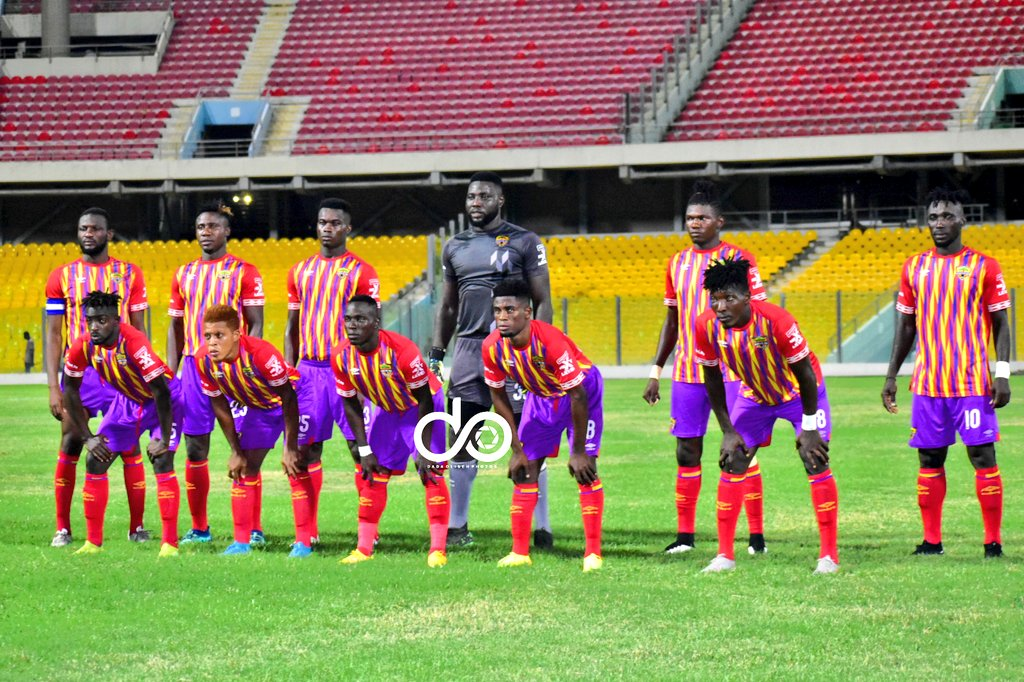 What at all is wrong with Accra Hearts of Oak?