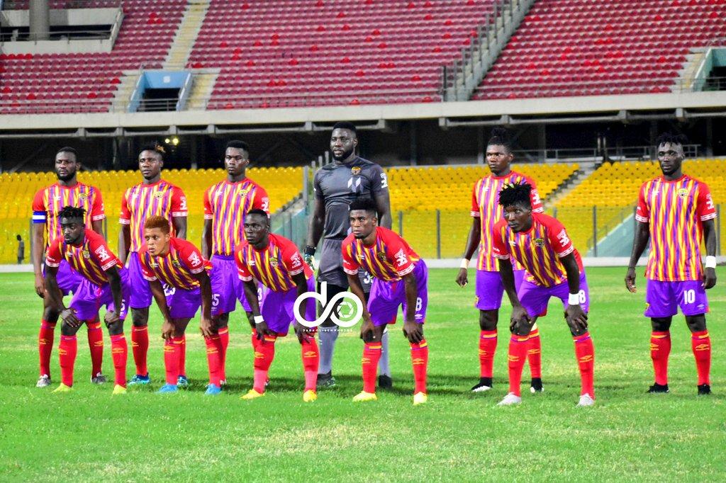 2021 Ghana Premier League: Hearts of Oak v Ebusua Dwarfs matchday 15 preview