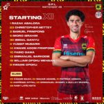 Fabio Gama gets first start in Kotoko' s game against Liberty Professionals