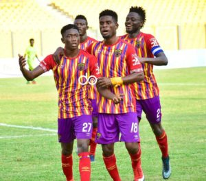 VIDEO: Hearts of Oak climb into top four after win against Eleven Wonders