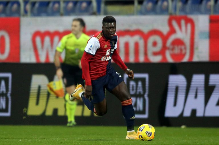 """I was wanted, Cagliari made me feel important"" - Ghana midfielder Alfred Duncan"