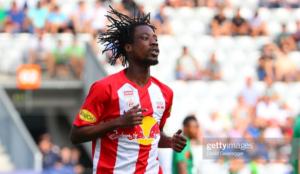 Ghana midfielder Majeed Ashimeru set to join Belgian giants Anderlecht on six month loan deal - Rports