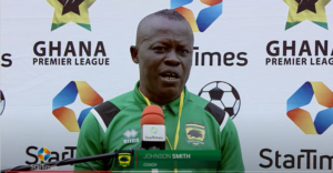 2021 Ghana Premier League: Asante Kotoko were tactically disciplined in win over Ebusua Dwarfs - Coach Johnson Smith