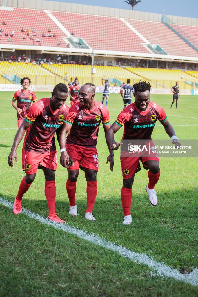 2021 Ghana Premier League: Ebusua Dwarfs vs Asante Kotoko rescheduled for January 20