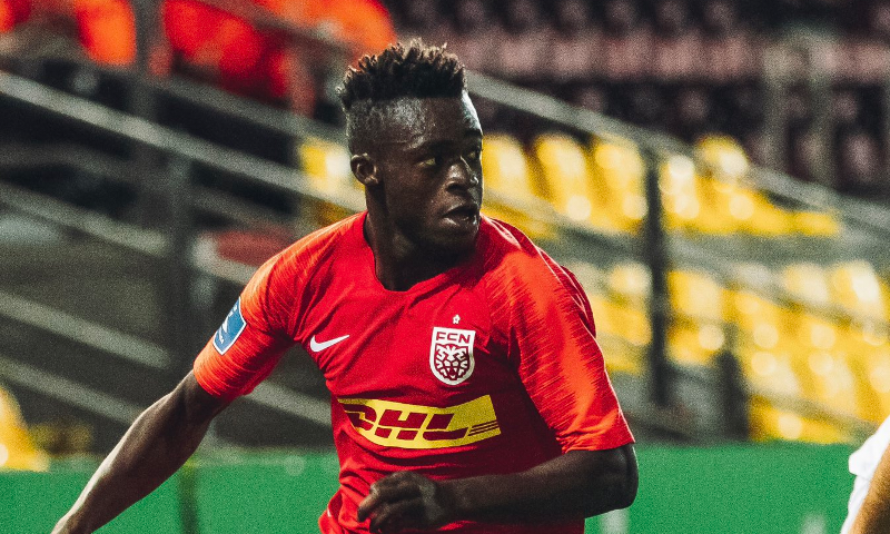 Dutch giants Ajax in begin talks to sign Ghanaian youngster Kamaldeen Sulemana