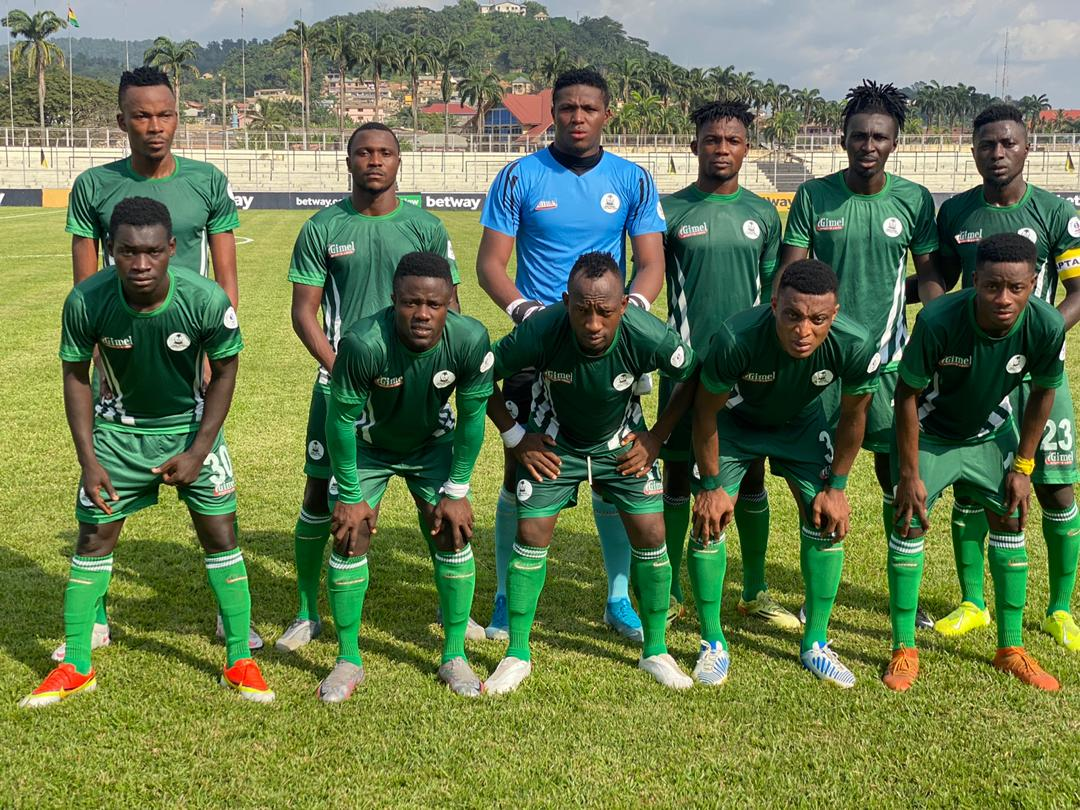 20/21 Ghana Premier League: King Faisal come from behind to record pulsating 4-3 win against Berekum Chelsea