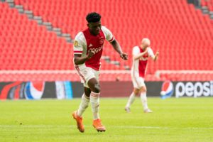 Ajax editor worried over Mohammed Kudus absence; says team misses the youngster's abilities
