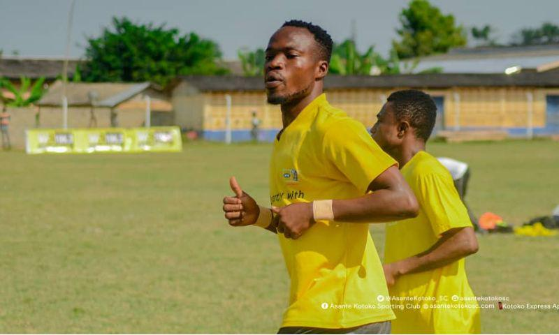 Kotoko midfielders Sulley Muniru and Kwame Adom Frimpong ruled out of Dwarfs game tomorrow