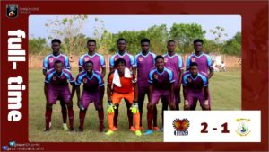 Division One League: Hearts of Lions, Tema Youth, Accra Lions, Phar Rangers win on day one - Zone three roundup