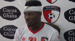 WAFA SC poster boy Daniel Lomotey ready for Black Stars call-up