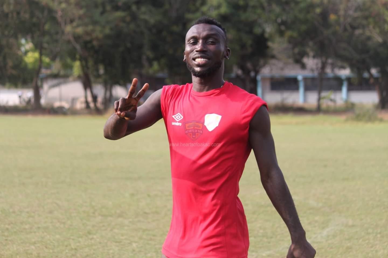 Hearts of Oak midfielder Emmanuel Nettey set to return to action against Berekum Chelsea