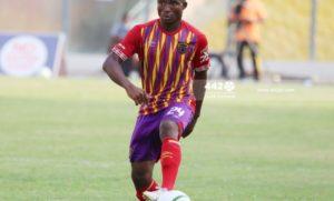 2021 Ghana Premier League: Hearts of Oak pair Nurudeen Aziz and Mamane Lawali to miss Elmina Sharks tie