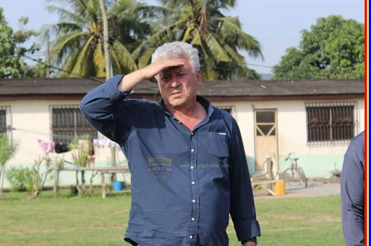 Kosta Papic confirms he has a two-year contract Hearts of Oak