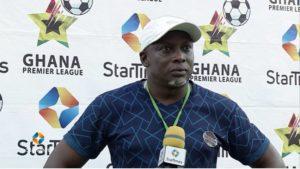 2021 Ghana Premier League: Great Olympics coach Yaw Preko optimistic of beating Hearts of Oak
