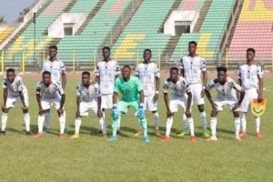 CAF U-20 AFCON: Ghana begins tournament with clash against Tanzania