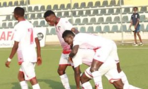 20/21 Ghana Premier League: Daniel Lomotey bags four goals as WAFA beat Medeama 5-4