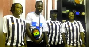 Supreme Ladies to get support from Bright Addae Foundation