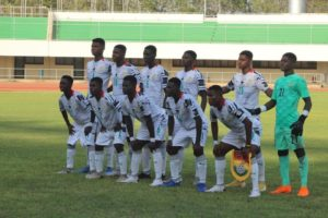 WAFU U-17 Cup of Nations: Ghana draw with Nigeria in opener