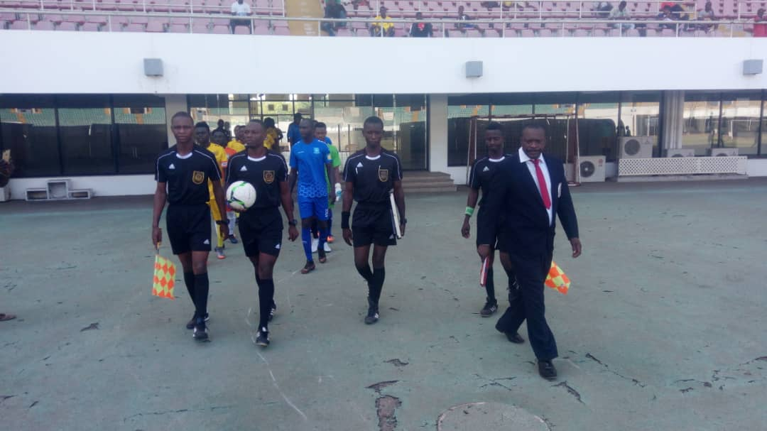 Division One League: Match officials for week two announced