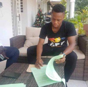Asante Kotoko complete signing of ex-WAFA winger Zakaria Mumuni