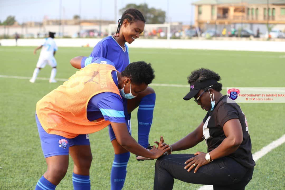 Ghana Women's Premier League: Match day two - Southern Zone