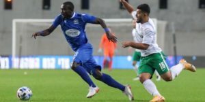 Maccabi Petah Tikva star Elvis Sakyi targets victory against Ashdod in the Israeli Premier League clash