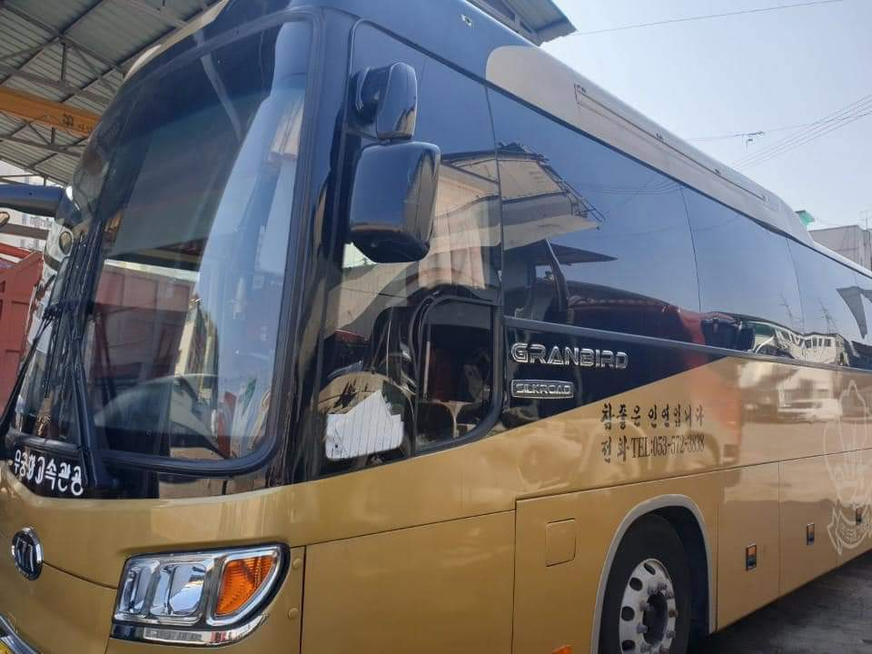 Accra Great Olympics purchase new team bus [Photos]