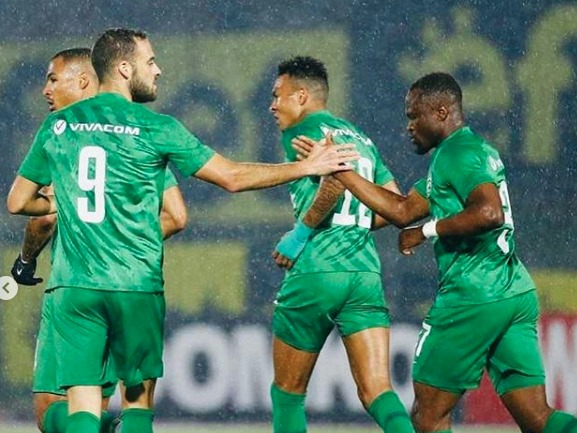 Ghanaian winger Bernard Tekpetey nets brace for Ludogorets in friendly win against TSC Topola