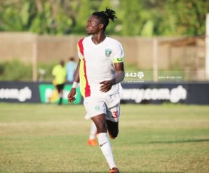 We will get at least a point from Hearts game, says Eleven Wonders defender Rashid Mohammed