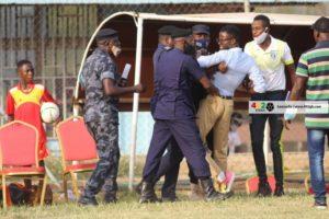Yahaya Mohammed urge GFA to punish Eleven Wonders Coach Ignatius Fosu