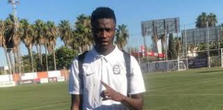 EXCLUSIVE: Ghanaian attacker Ginaid Aruna leaves Spanish side UD Montijo
