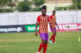 Hearts of Oak midfielder Nurudeen Aziz warns against complacency after thumping Bechem United