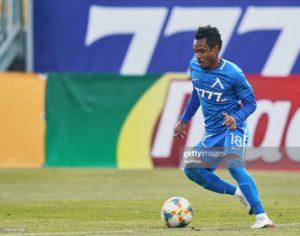 Levski Sofia keen on offloading Ghanaian forward Nasiru Mohammed