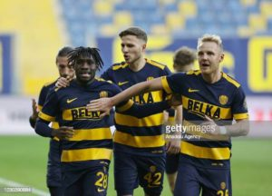 Joseph Paintsil impress for MKE Ankaragucu in narrow win against Kasimpasa