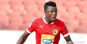Jackson Owusu expresses readiness to play for Asante Kotoko again