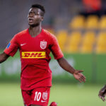 He is amazing-FC Midtjylland captain Erik Sviatchenko praises Kamaldeen Sulemana