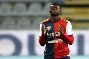Ghana midfielder Alfred Duncan confident of continuing development at Cagliari