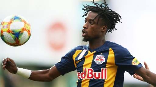 RSC Anderlecht makes Majeed Ashimeru loan contract permanent