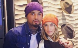 Kevin Prince Boateng delete pictures of ex-wife Melissa Satta from his social media platforms