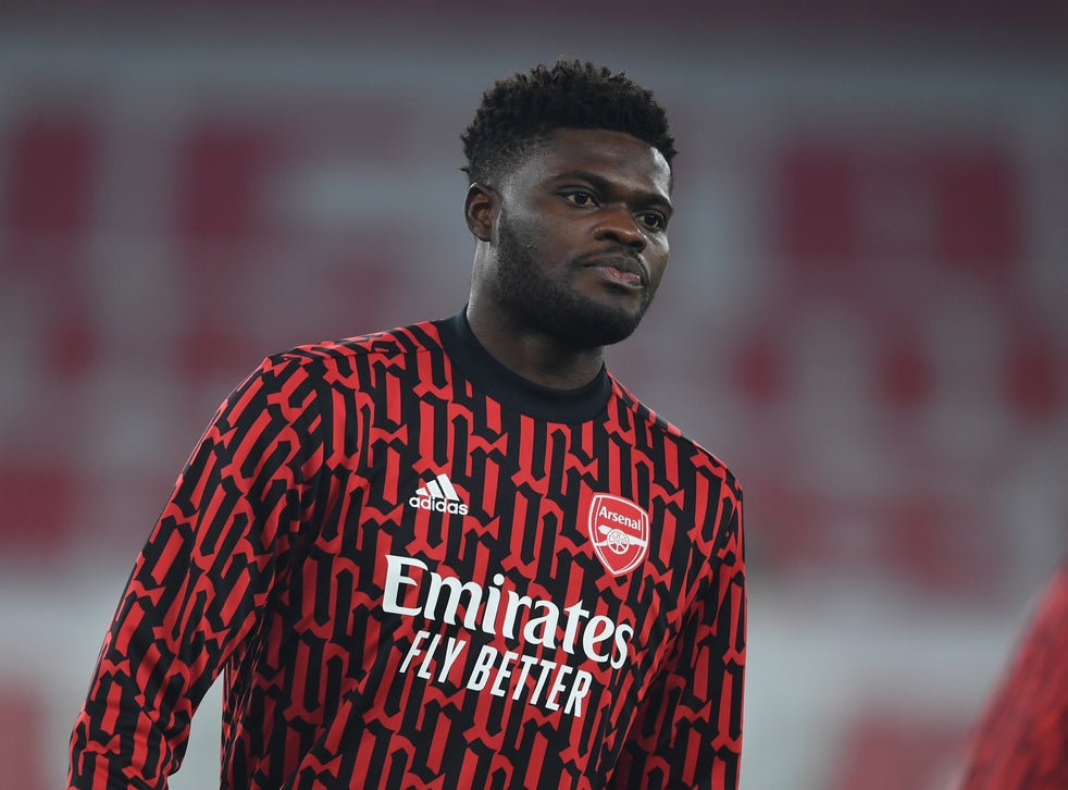 Thomas Partey to be assessed before Crystal Palace game - Arsenal boss Mikel Arteta confirms