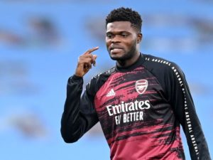 Fit-again Thomas Partey starts for Arsenal against Newcastle United