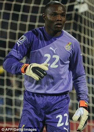 Hearts of Oak appoints ex-Ghana coach Richard Kingson as goalkeepers coach