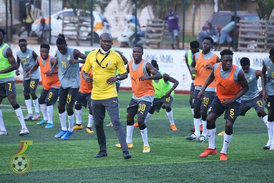 Black Stars camp called off after one week