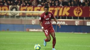 Ghana defender John Boye assists in FC Metz win over Bordeaux