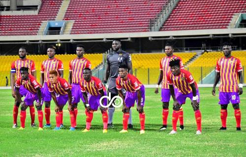 Hearts of Oak coach Nii Noi names starting eleven for Ebusua Dwarfs encounter